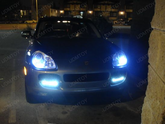Porsche - Cayenne - LEDayline - DRL 08